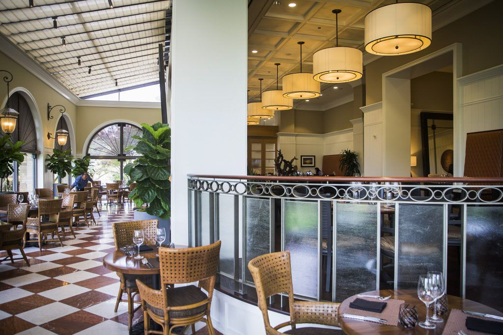 The dining area at LAW at the Four Seasons Resort and Club Dallas at Las Colinas is pictured in this file photo. The restaurant is one of a number of Irving eateries with Easter specials.