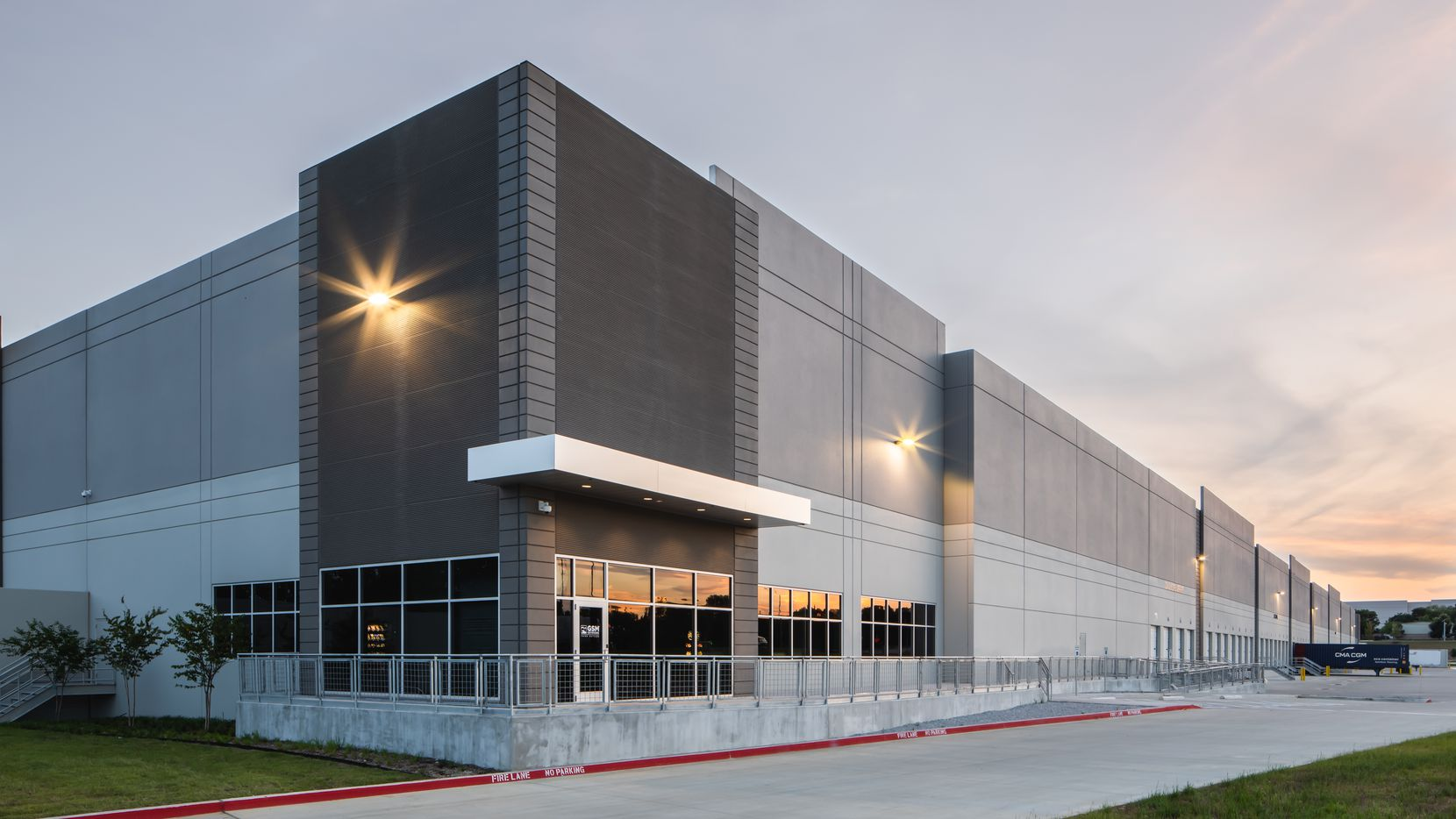 Good Sportsman Marketing leased a new building in the Parc SouthWest industrial park  in Irving
