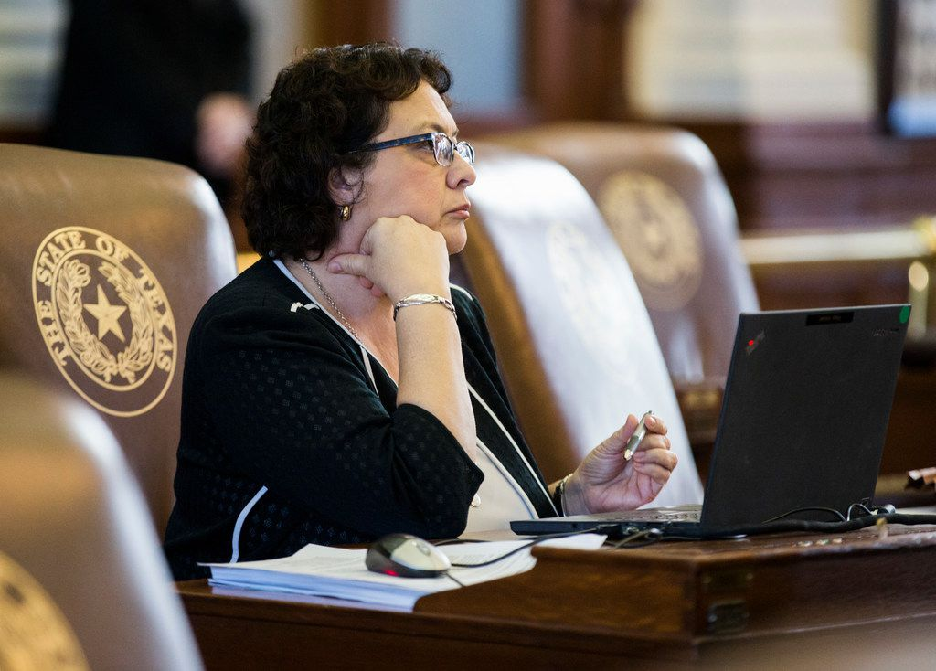 Rep. Celia Israel, D-Austin, is one of just six Texas legislators in state history who have openly identified as lesbian, gay or bisexual.