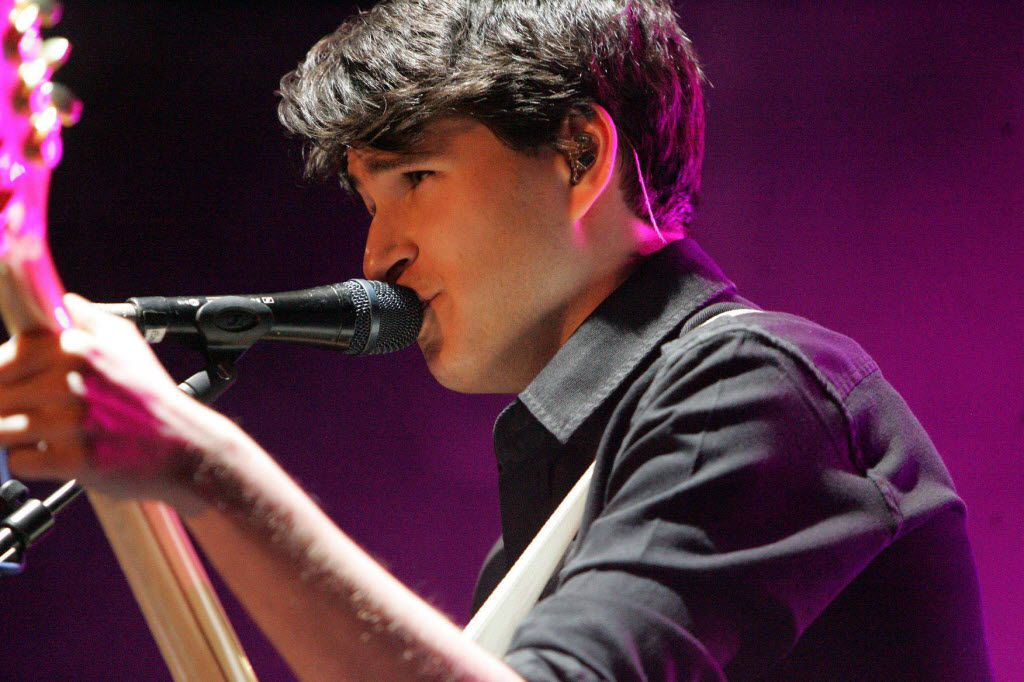 Vampire Weekend performs at the Coachella Valley Music and Arts Festival