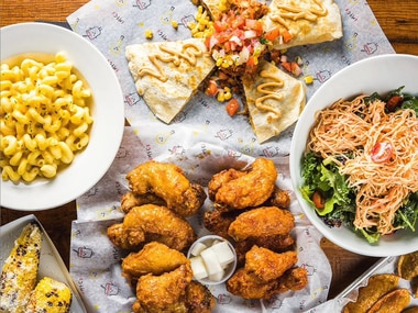 Mad for Chicken opens Friday in McKinney.