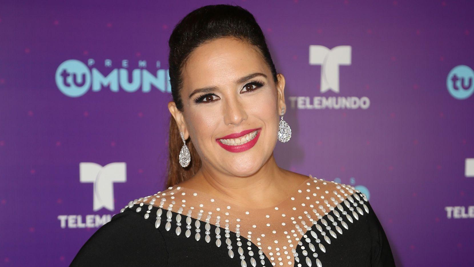La actriz mexicana Angélica Vale se convirtió  oficialmente en ciudadana estadounidense, tras la ceremonia de juramento./AGENCIA REFORMA