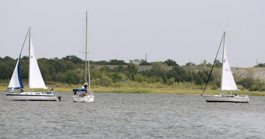 Imágenes de archivo del Lake Grapevine.
