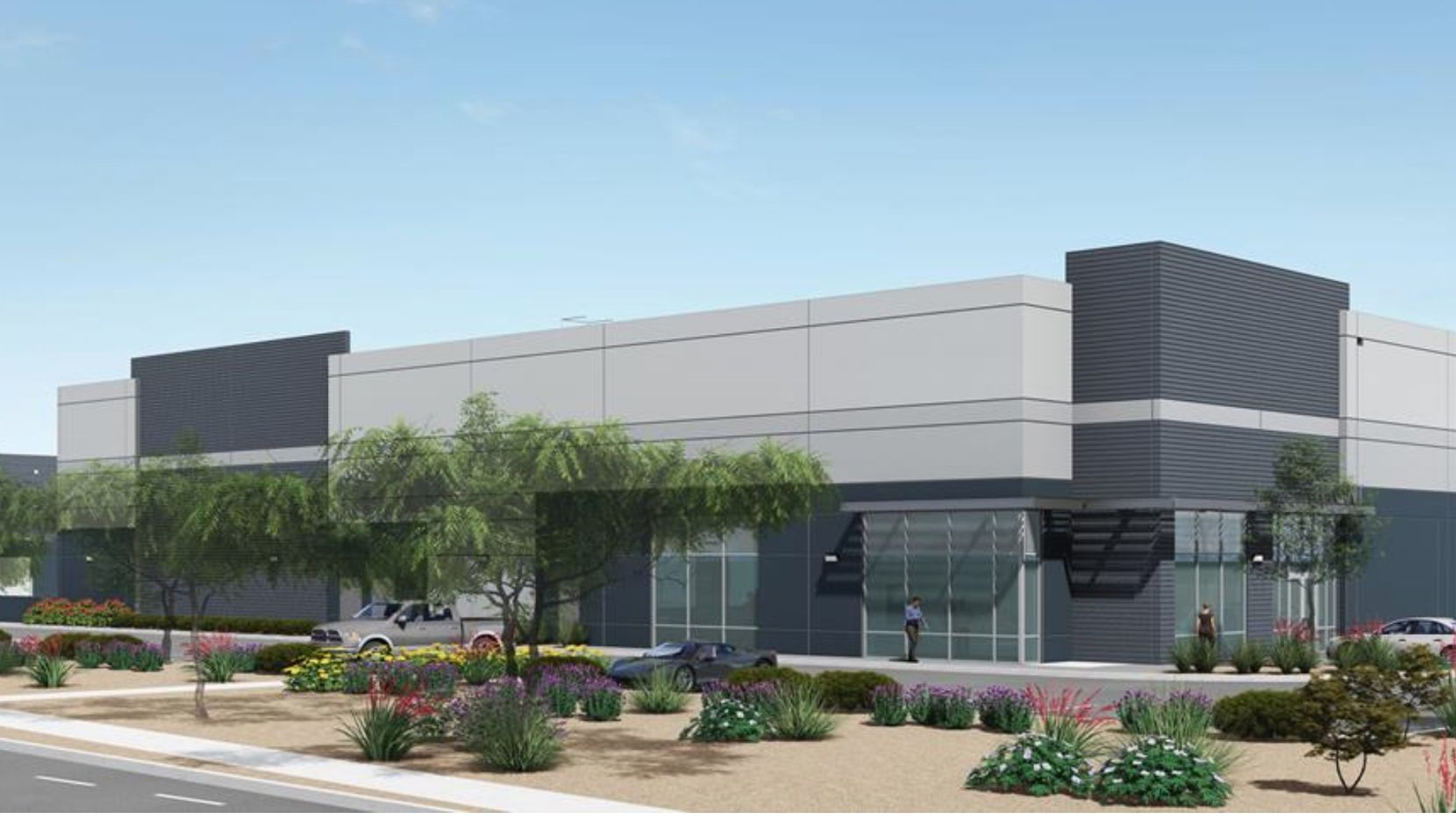 Calgary-based Hopewell Development is already building warehouses in the Phoenix area.
