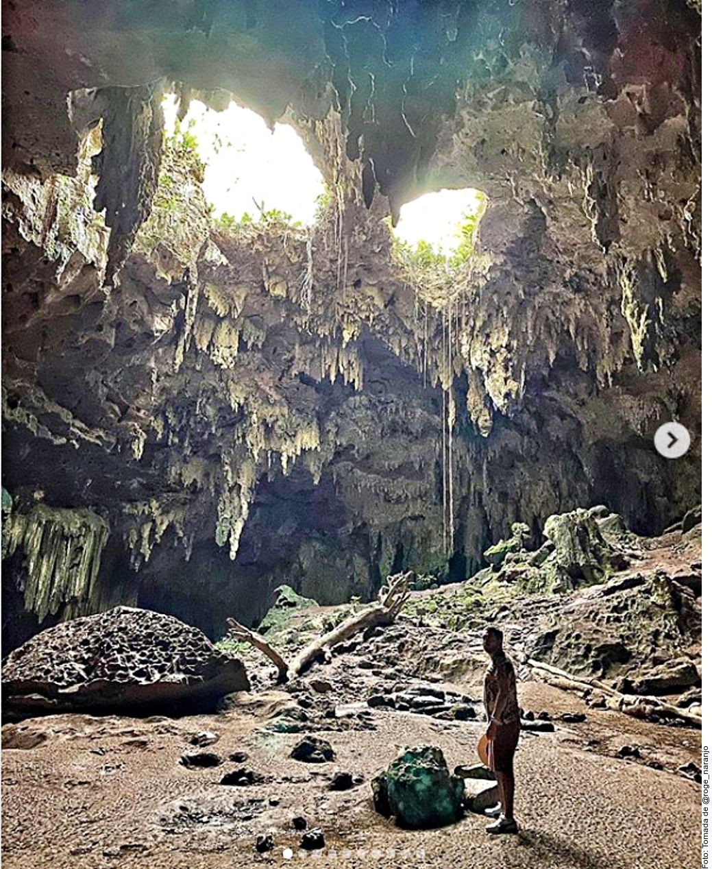 Conocido por ser el sistema de grutas más importante de la península de Yucatán, las Grutas de Loltún alojan tesoros como 145 pinturas murales y 42 petroglifos.
