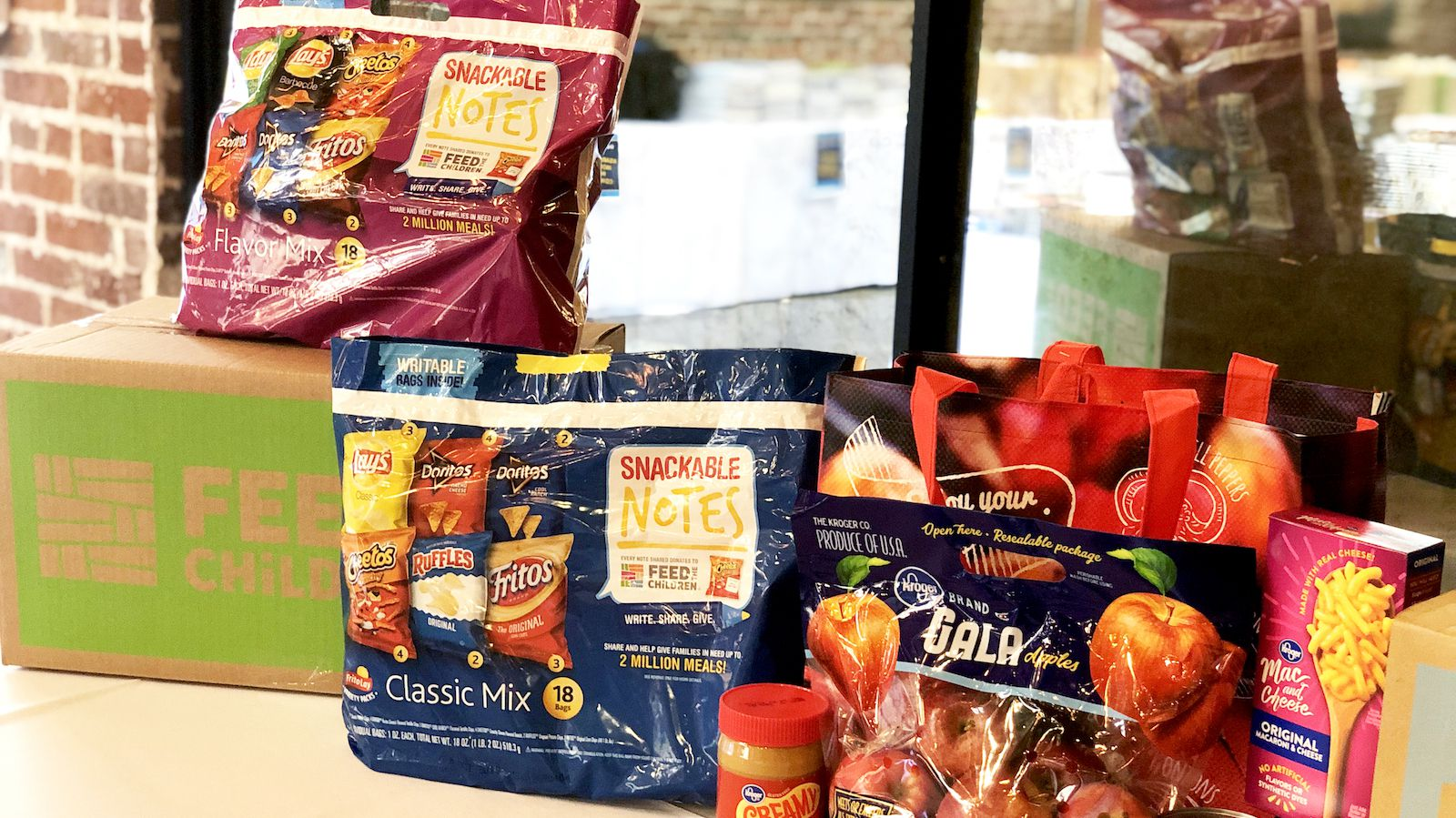 Many students rely on school meals to get the nutrition they need, but COVID-19 has impacted that access. A new partnership between Frito-Lay and Feed the Children aims to help.