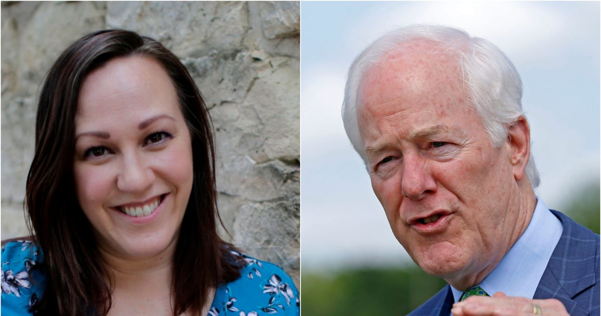 Democrat MJ Hegar, Republican John Cornyn drop TV ads as Senate race heats up