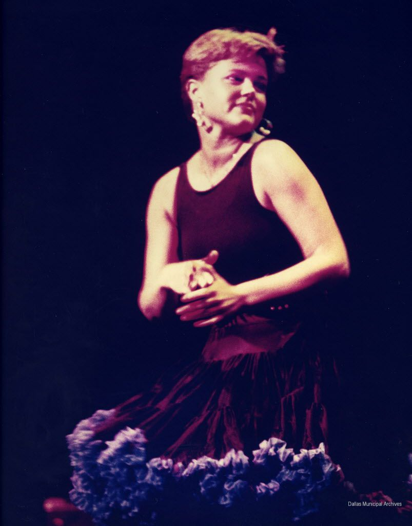 Belinda Carlisle, of the Go-Gos, October 12, 1982