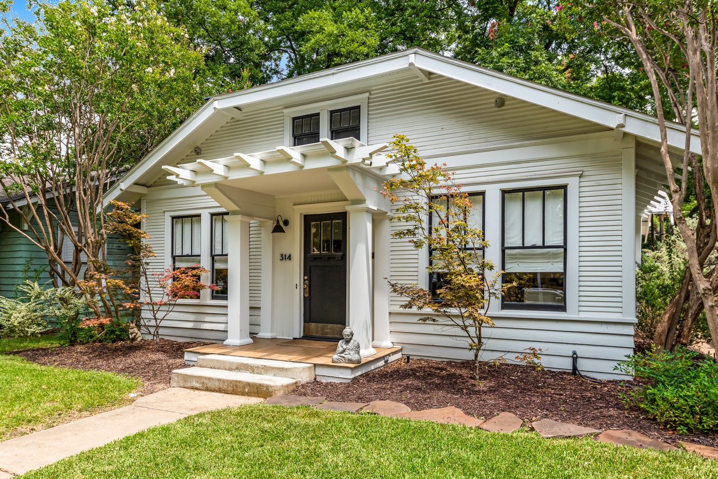A look at 314 S. Montclair Avenue, one of the houses on the 2019 Heritage Oak Cliff Home Tour.