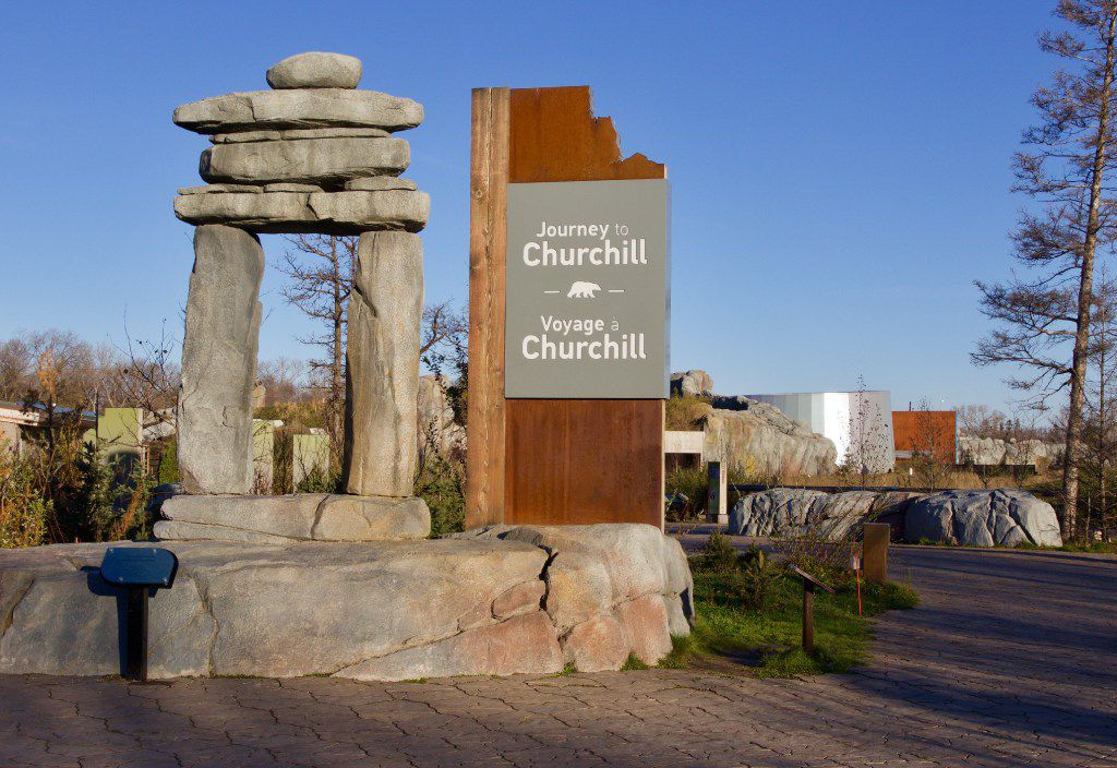 A day spent at the Assiniboine Park Zoo in Winnipeg is an introduction to life on the tundra.