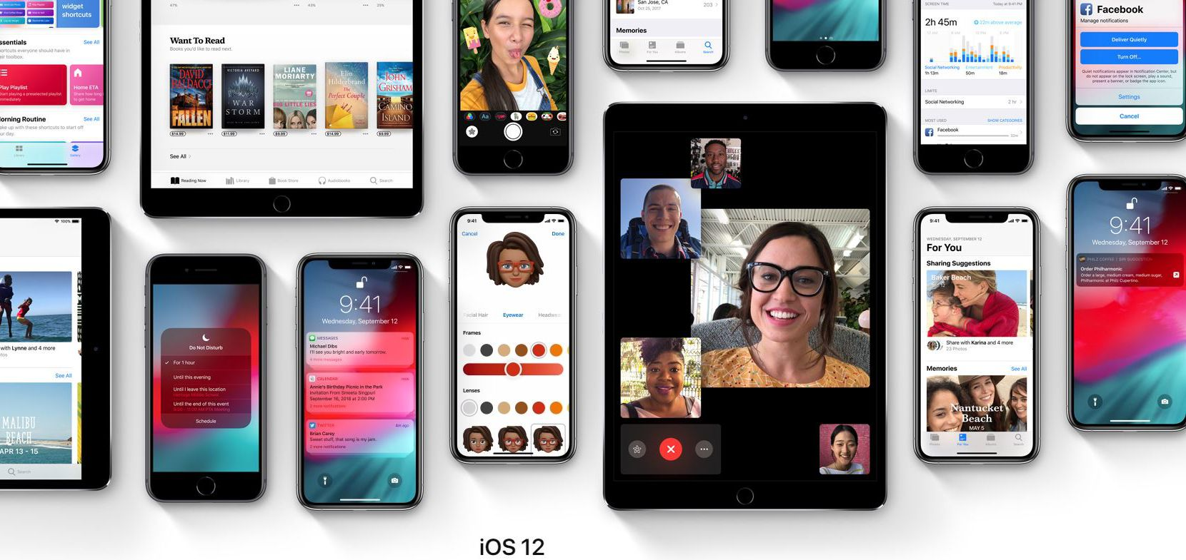 iOS 12 is full of new features if your iPhone can handle the upgrade.