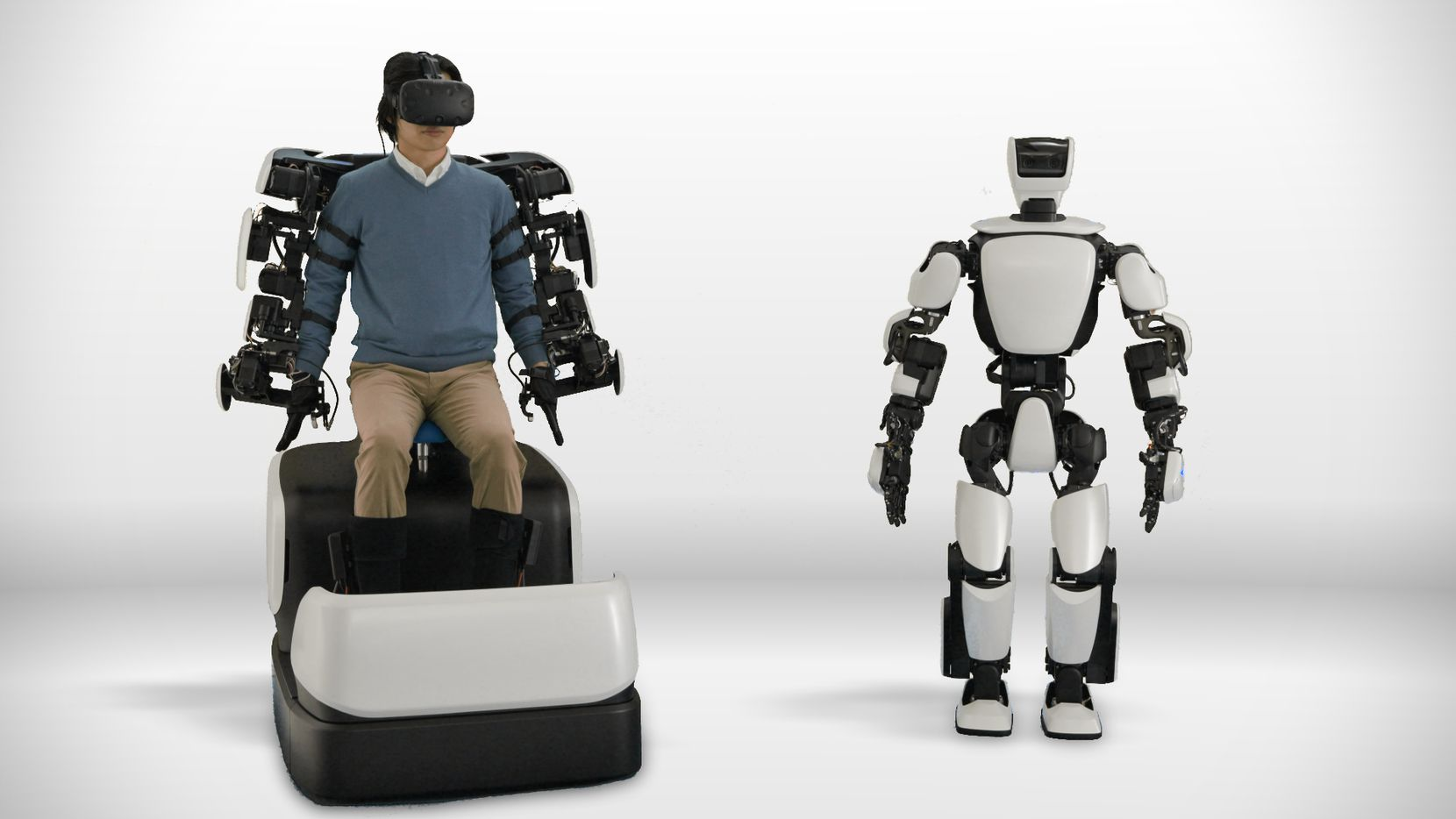Toyota's third-generation humanoid robot, the T-HR3, reflects the automaker's broad-based exploration of how advanced technologies can help meet people's unique mobility needs.