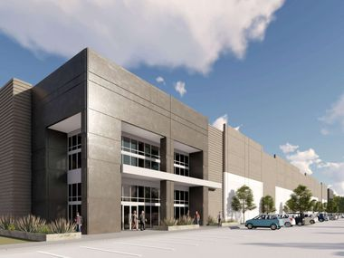 Dallas-based Urban Logistics Realty also developed the Urban District 30 business park in Mesquite.