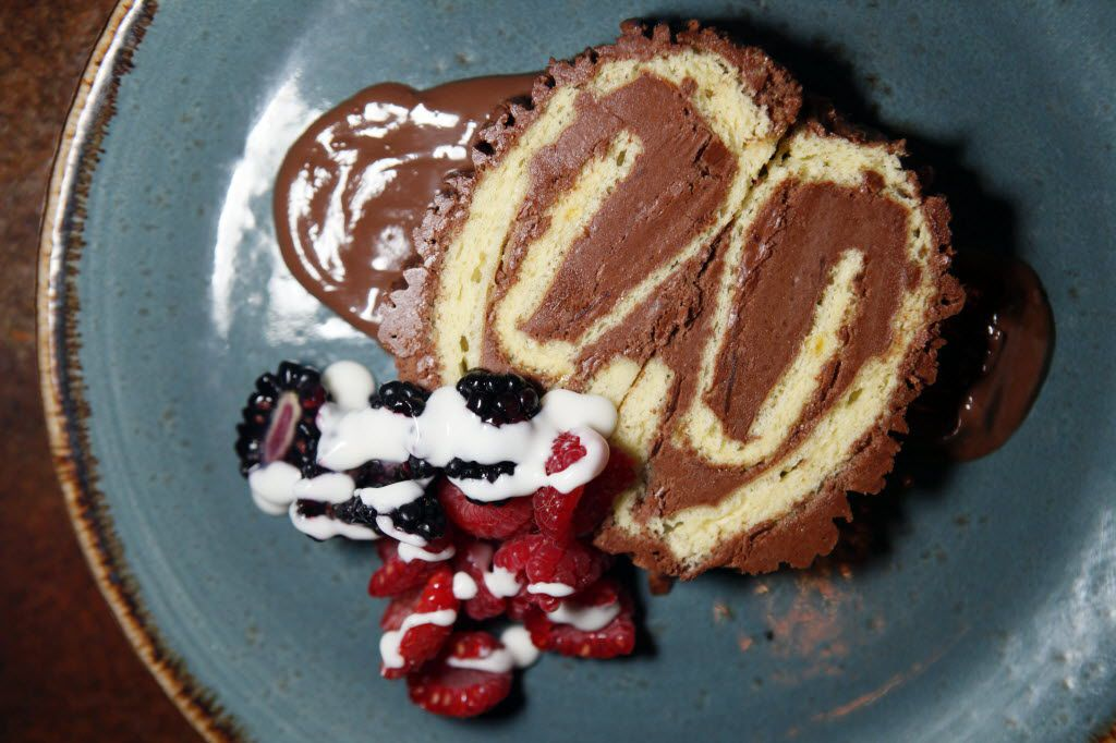 Fatorzs – Hungarian chocolate log cake