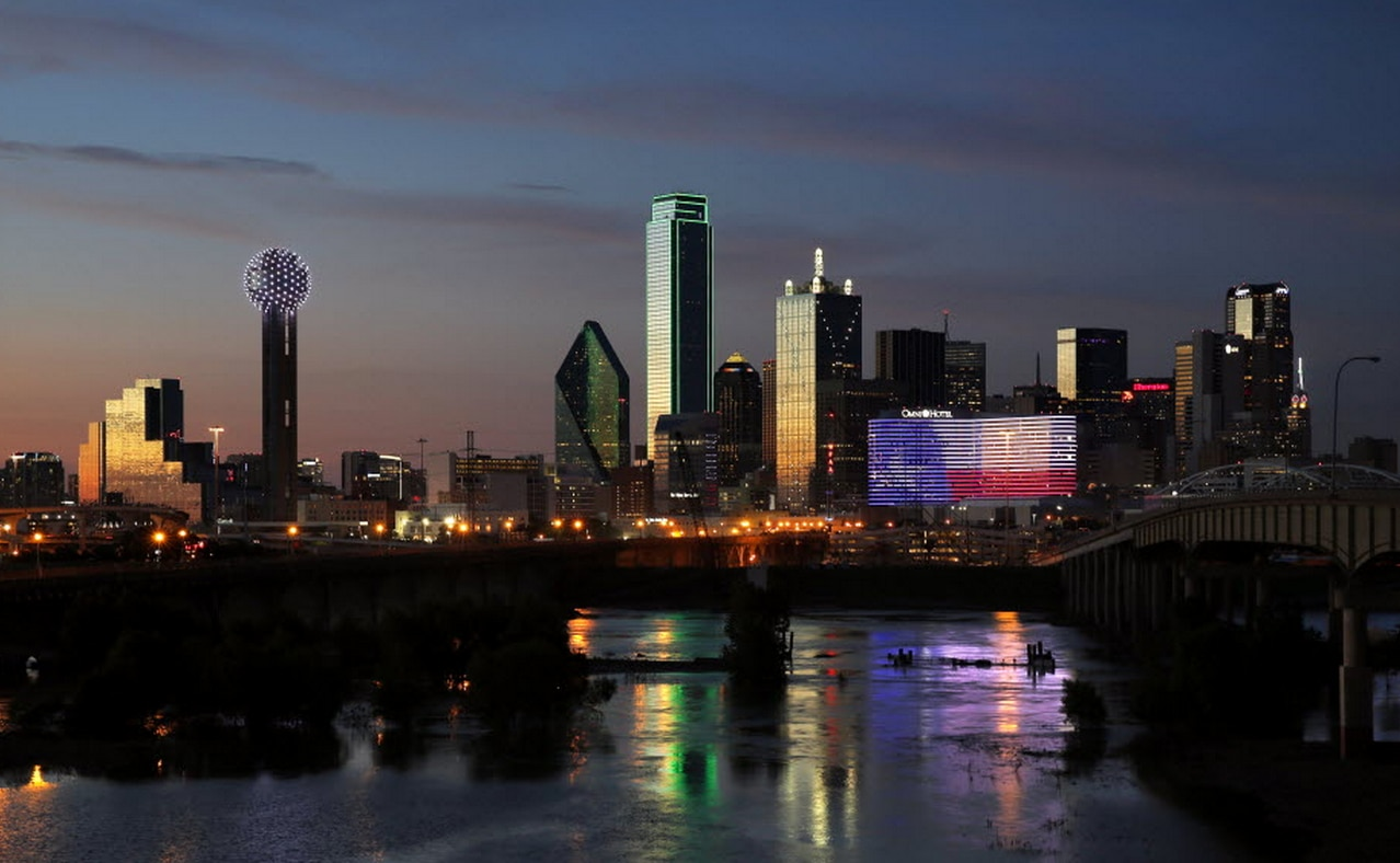 Dallas, terrible? That hurts our feelings.