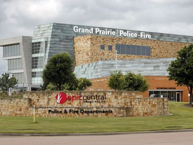 Grand Prairie will require all new large buildings to install firefighter air replenishment systems, which allow firefighters to refill their air bottles without removing their masks or leaving the scene to refill their bottles.