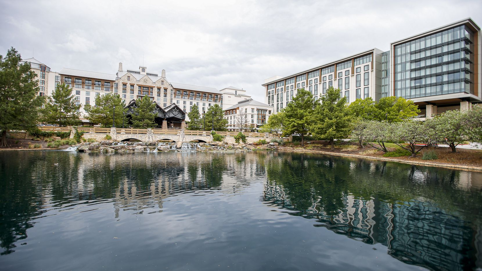 The Gaylord Texan Resort & Convention in Grapevine.