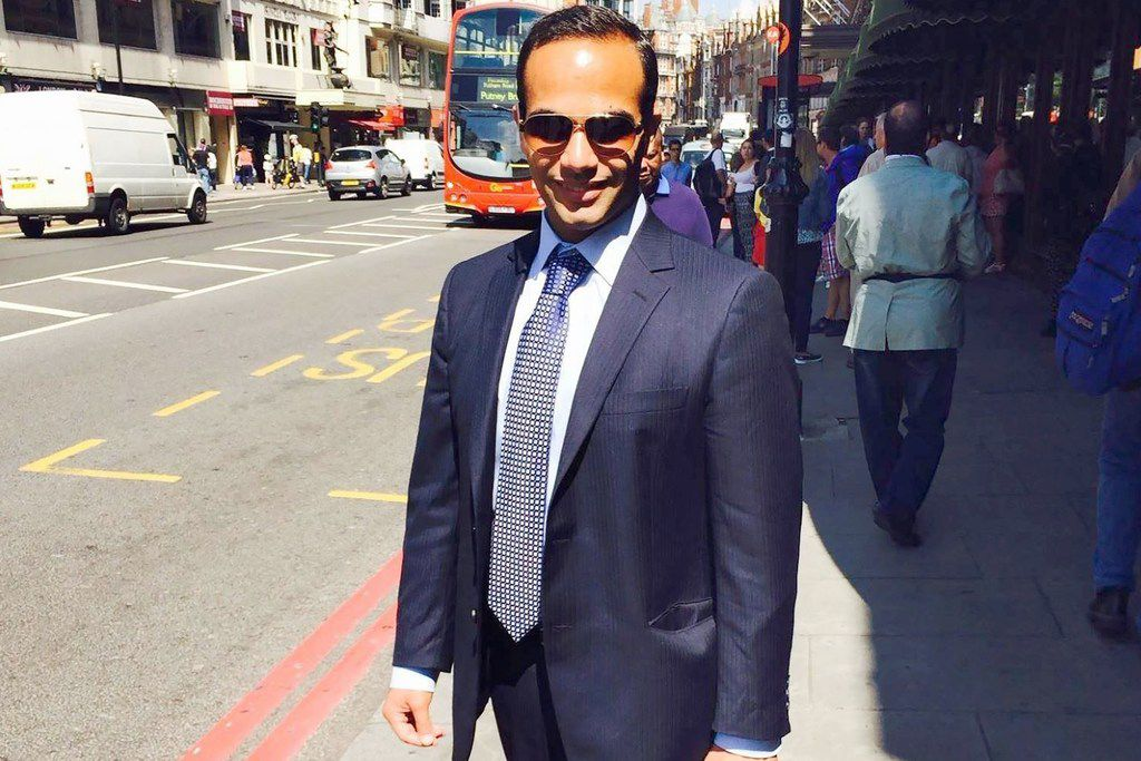 """Former Trump campaign aide George Papadopoulos pleaded guilty to lying to the FBI about his Kremlin-related contacts, and more specifically on a Moscow-linked professor who was offering """"dirt"""" on Trump's election rival Hillary Clinton."""