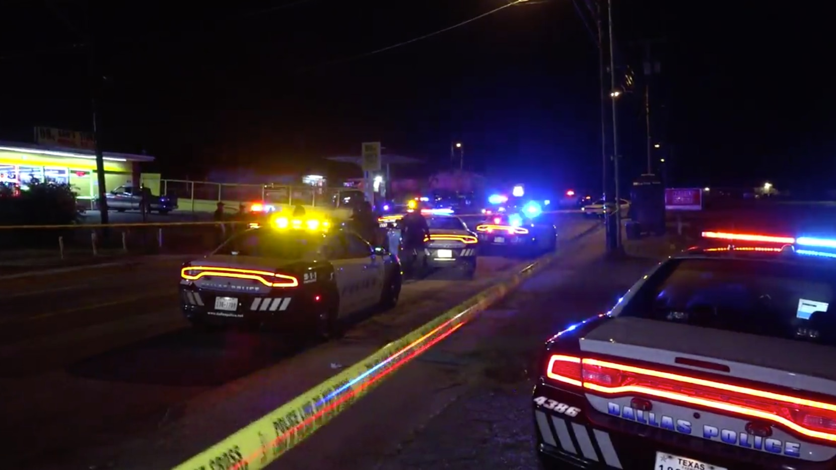 Police were called to a fatal shooting on Ann Arbor Avenue on June 20.