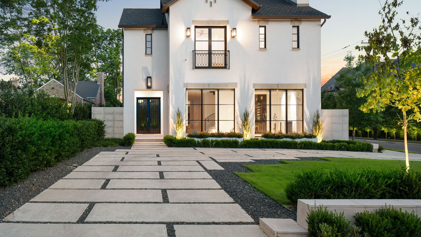 Take a look at the home at 3737 Normandy Ave. in Highland Park.