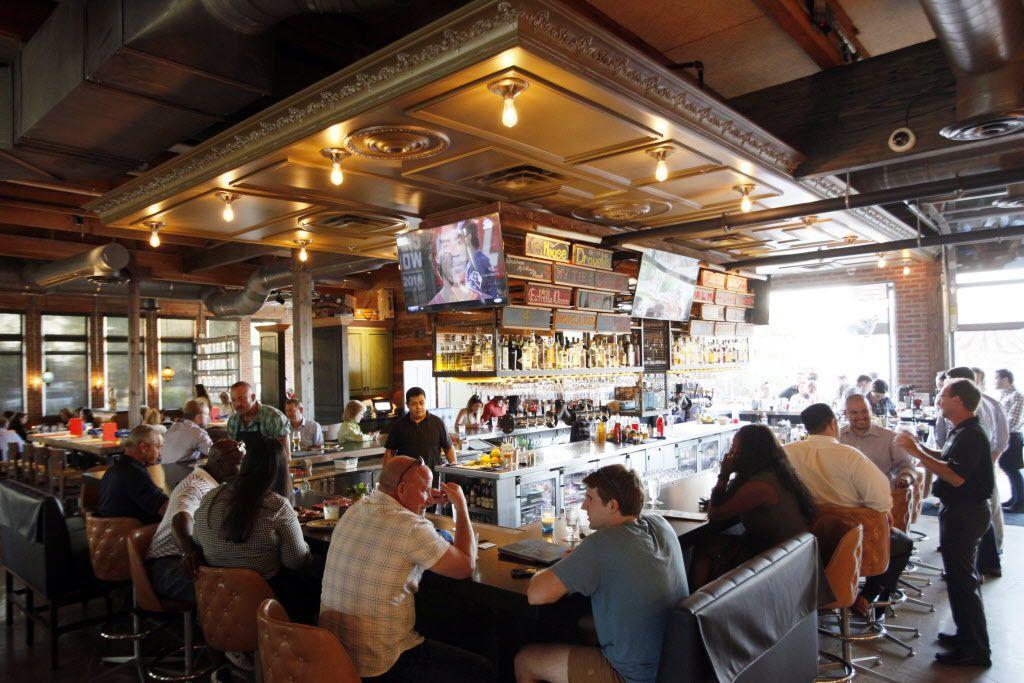 Ida Claire's bar