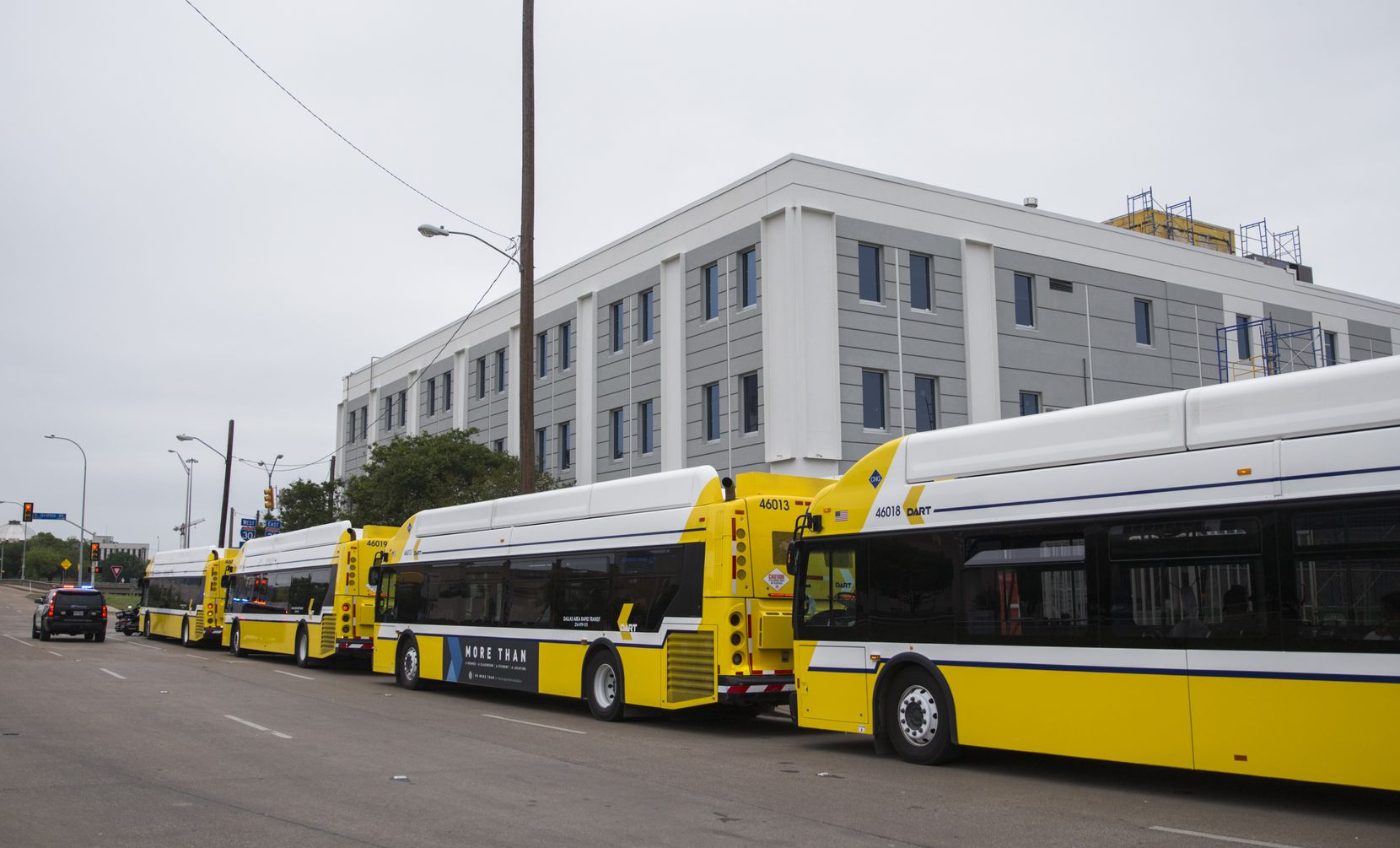 Ridership on DART buses and trains has plummeted during the pandemic. The agency expects to take a nearly $390 million two-year hit from losses in sales tax revenue and rider fares.