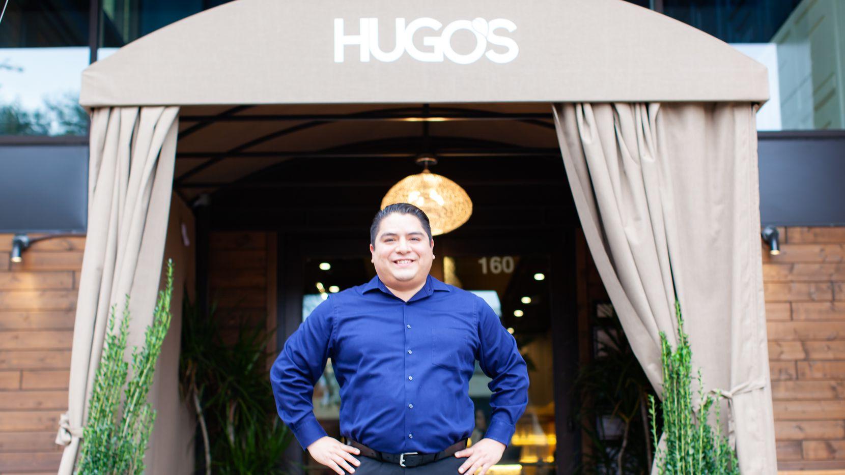 Hugo Miranda, dueño de Hugo's Invitados, se recupera de covid-19