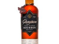 Grayson Texas Blended Bourbon Whiskey