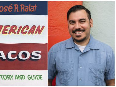 "José R. Ralat is author of ""American Tacos: A History and Guide"""