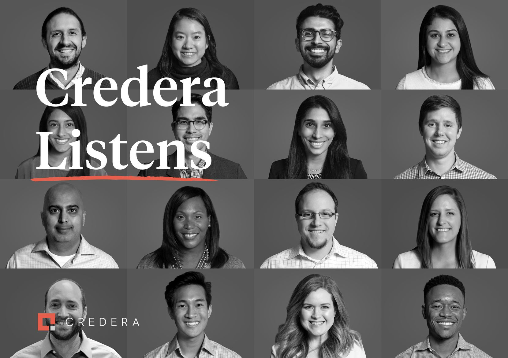 Addison-based Credera held a series of five panel discussions as part of its Black Lives Matter response. It's turned them into videos on its website and will them make available on LinkedIn and other social media outlets beginning Dec. 1. The video title page shows the diversity of its Dallas office.