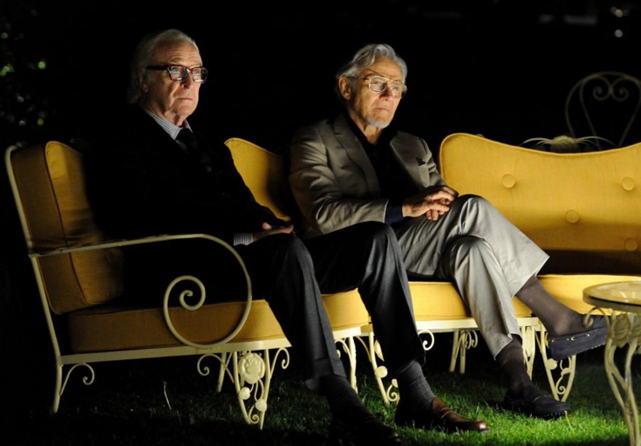 """Michael Caine (izq.) y Harvey Keitel protagonizan """"Youth"""", una celebración de la vida dirigida por Paolo Sorrentino. (TNS/FOX SEARCHLIGHT)"""