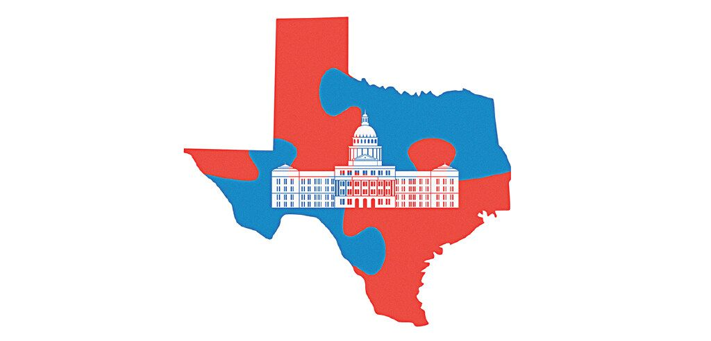 The 2020 elections feature a battle between Republicans and Democrats for control of the Texas House. Democrats need nine seats to win control of the House, while Republicans have their sights on winning back seats lost in 2018.