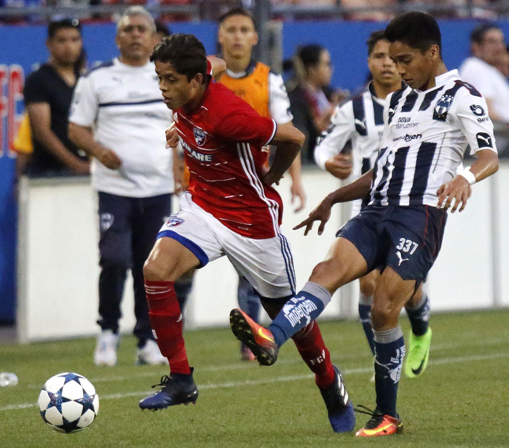 FC Dallas y Monterrey disputaron la última final del Super Group. Foto DMN