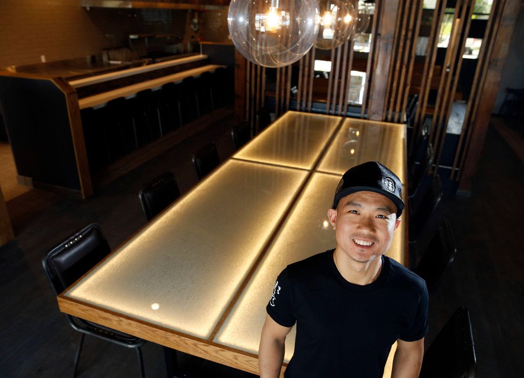 Chef Phil Guo will be the general manager of the new Marufuku in Frisco