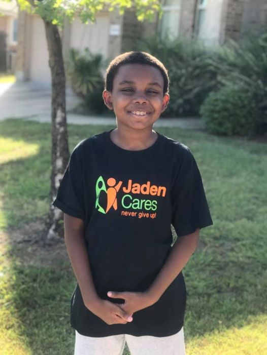 While being treated for cancer, Jaden Lowery came up with the idea for a nonprofit that would help other children with life-threatening illnesses.