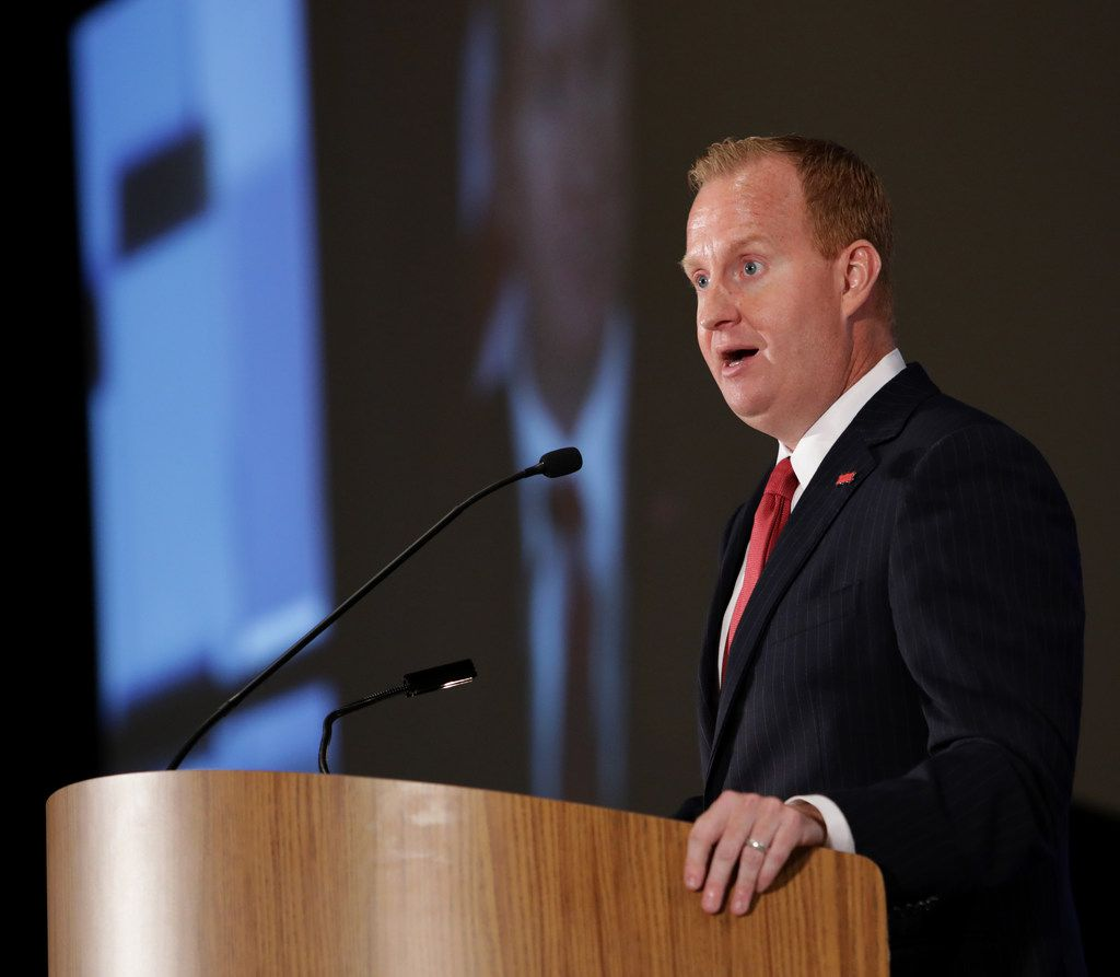 """""""The drive to be great in everything we do is a culture here in Frisco that starts on the fifth floor of City Hall, permeates through every city employee and out into our community,"""" Frisco Mayor Jeff Cheney said Tuesday during his State of the City address."""