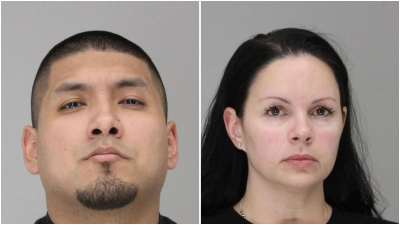 Joseph Bobadilla and Rebecca Evans, Dallas County Sheriff's deputies, were indicted March 4, 2020, for theft of a tornado-ravaged Home Depot in North Dallas in late 2019.