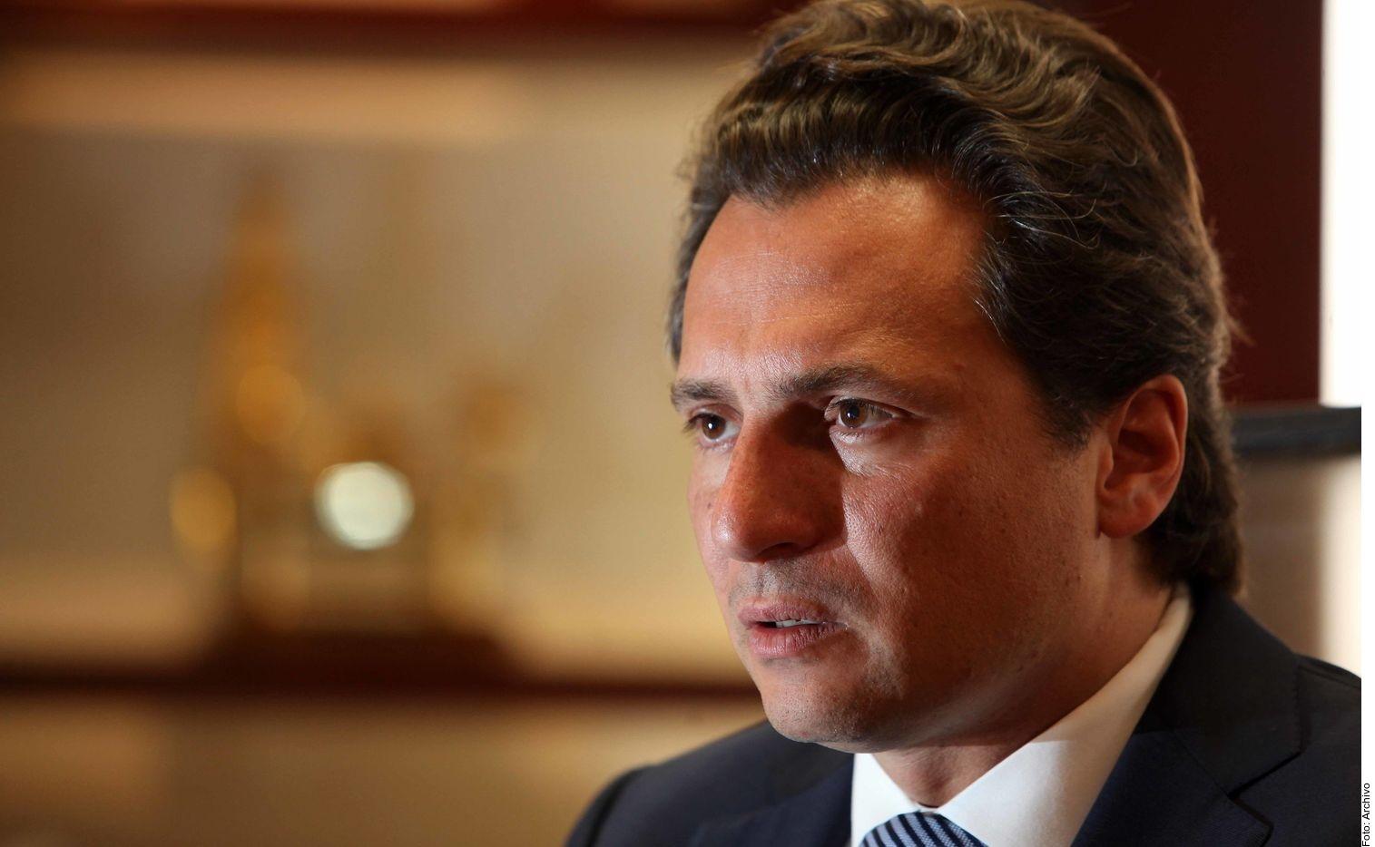 Emilio Lozoya Austin fue extraditado de España a México donde enfrenta cargos de lavado de dinero y corrupción.