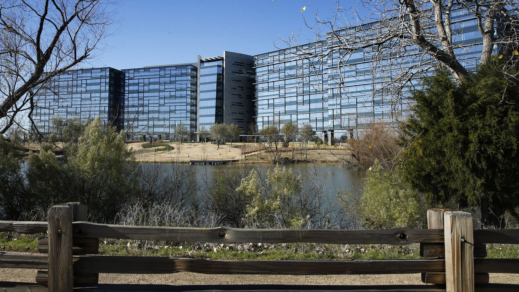 Pioneer Natural Resources, which moved into a new Las Colinas headquarters in late 2019, has been steadily reducing its workforce, both in the field and corporate offices. According to its public filings, Pioneer ended 2020 with 1,853 employees, fewer than half the number it had three years earlier.