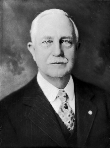 George Bannerman Dealey became president of The Dallas Morning News in the early 1900s.