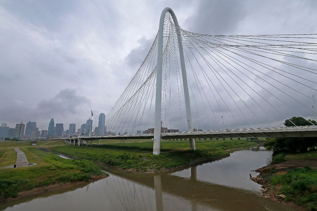 Button up your overcoat: Some interesting weather changes are coming to Dallas this week.