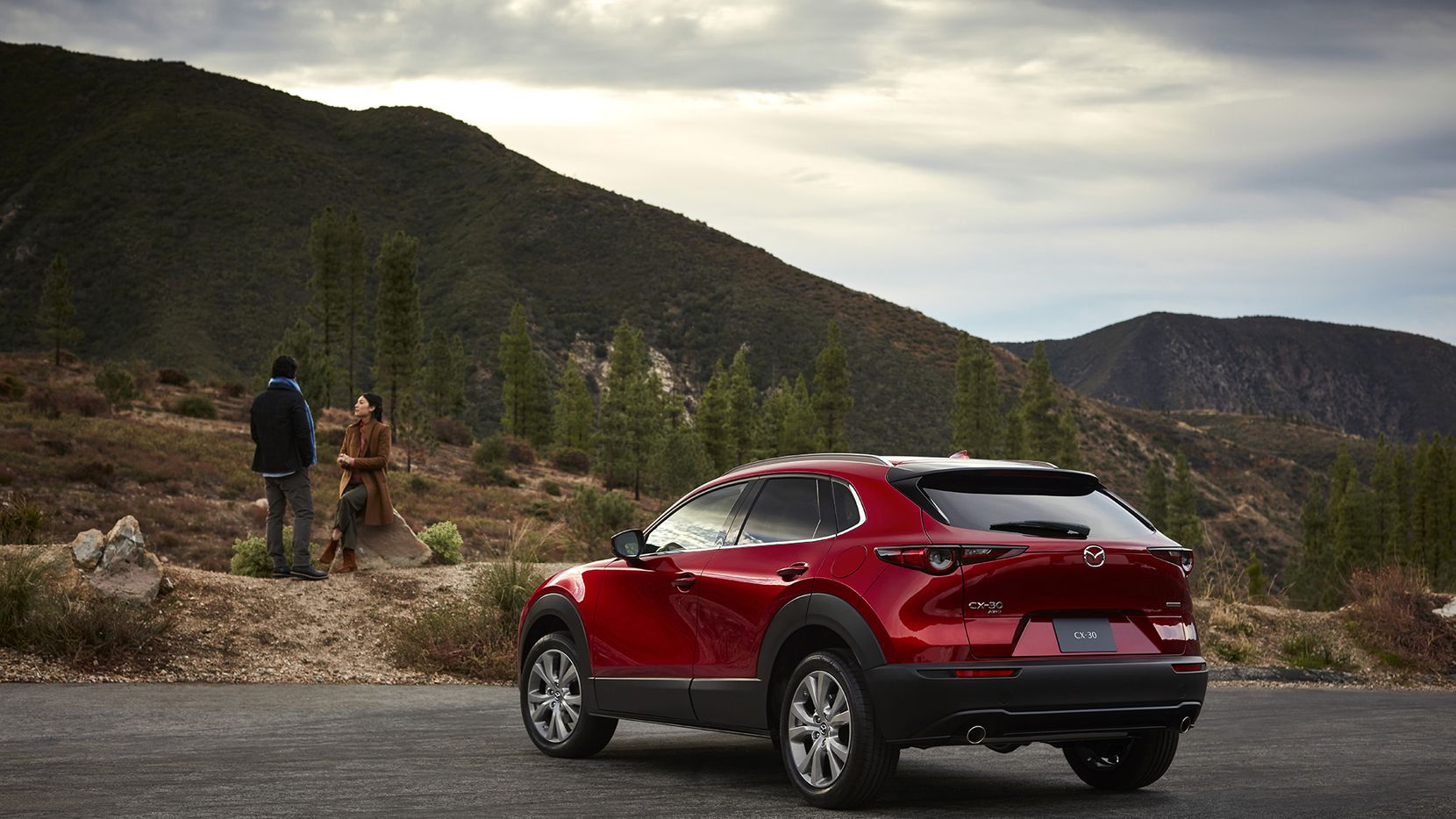 Mazda Cx 30 Outshines Its Competitors Even The More Expensive Ones