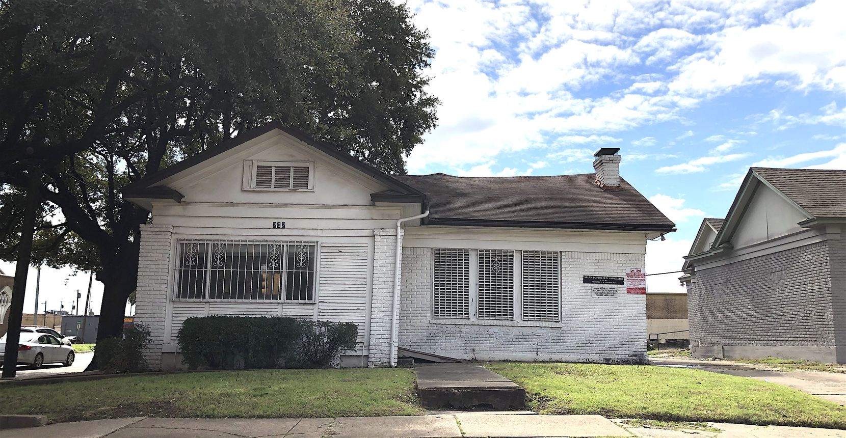The investor just added to its holdings on the block with this doctors office at Zang and 10th Street.