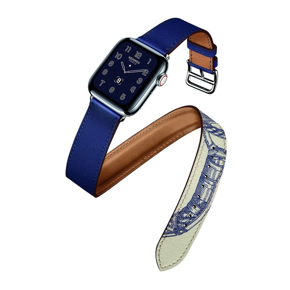 Apple and Hermès introduced a new Apple Watch collection in late 2015 with leather bands made by the Paris-based luxury brand. In 2020, the Apple Watch Hermès is still Apple's most expensive with a retail price of $1,499.
