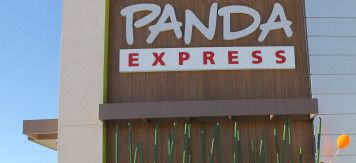 Panda Express fired the employee, the company said in a prepared statement.