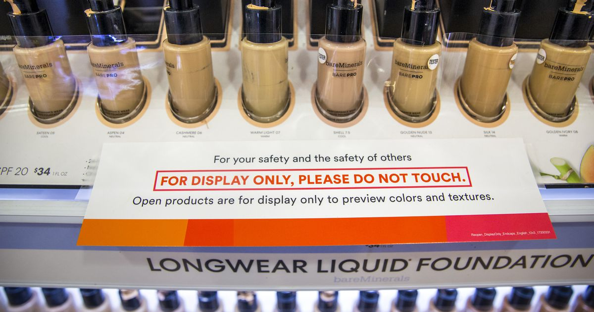 At Sephora And Ulta The Pandemic Is
