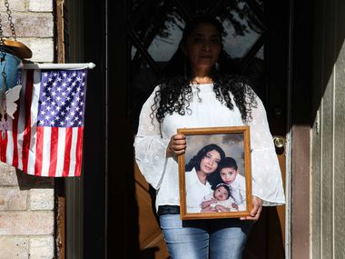 Dalila Sandoval vive en Texas desde 1999 y está protegida por el estatus TPS. Para ella, la aprobación de la reforma migratoria es un sueño difícil de lograr por la oposición republicana.