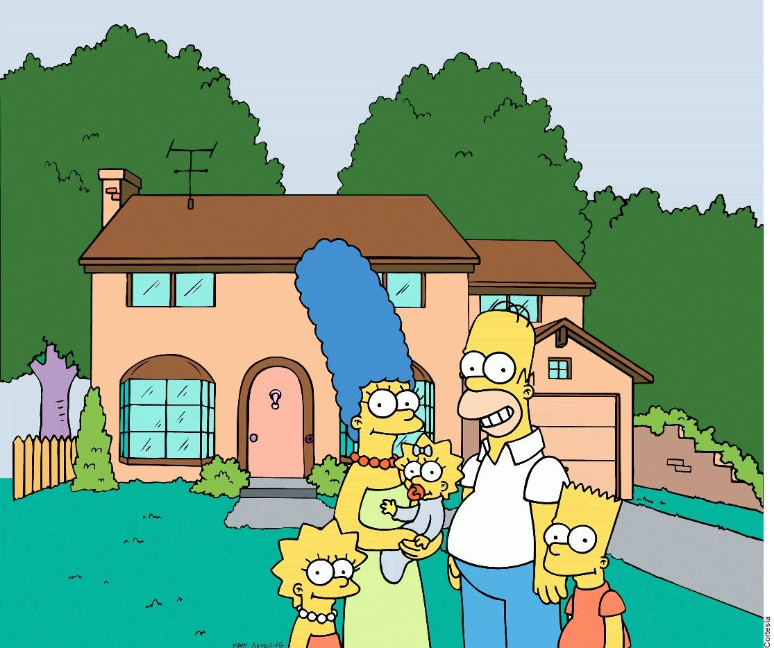 The Simpsons renovaron para dos temporadas más.