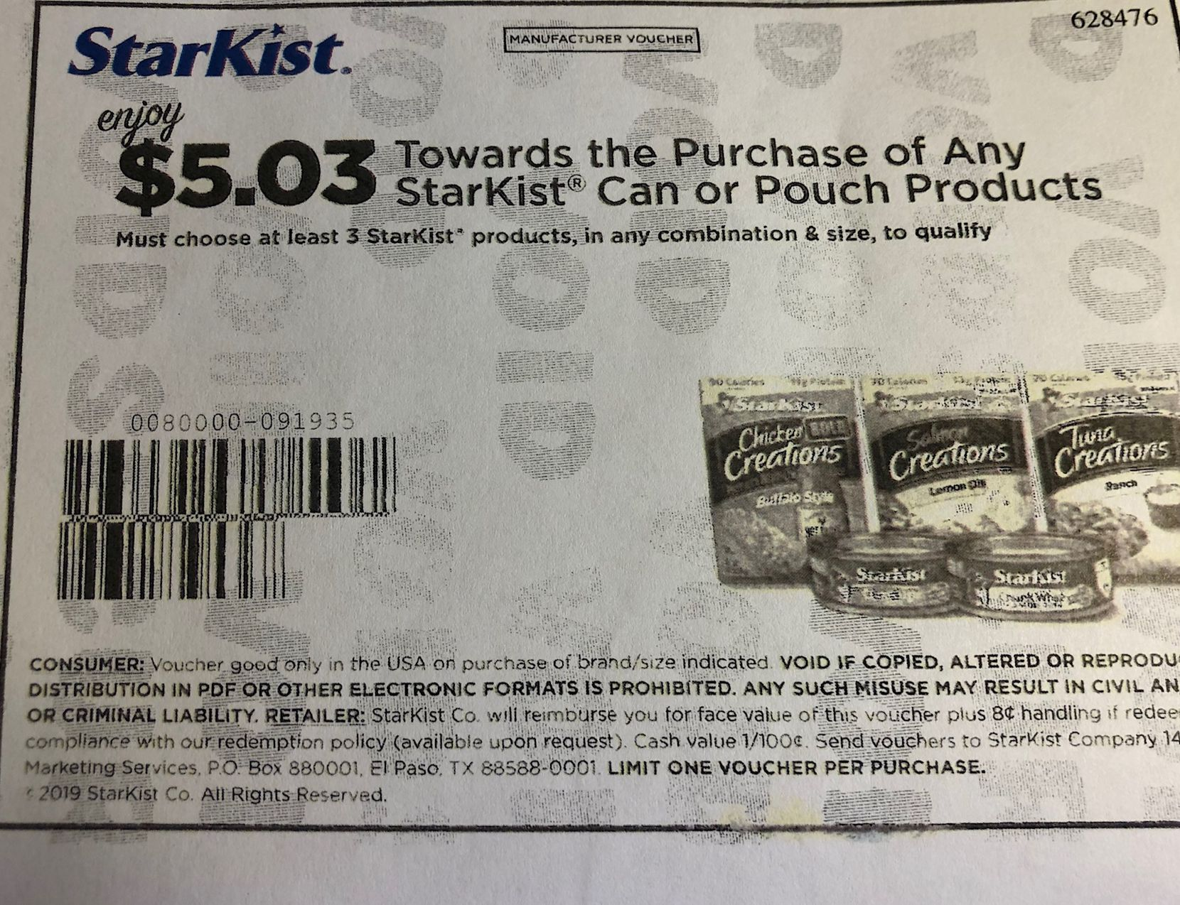 Took almost five years, but coupons from a class-action lawsuit began arriving in the mail.