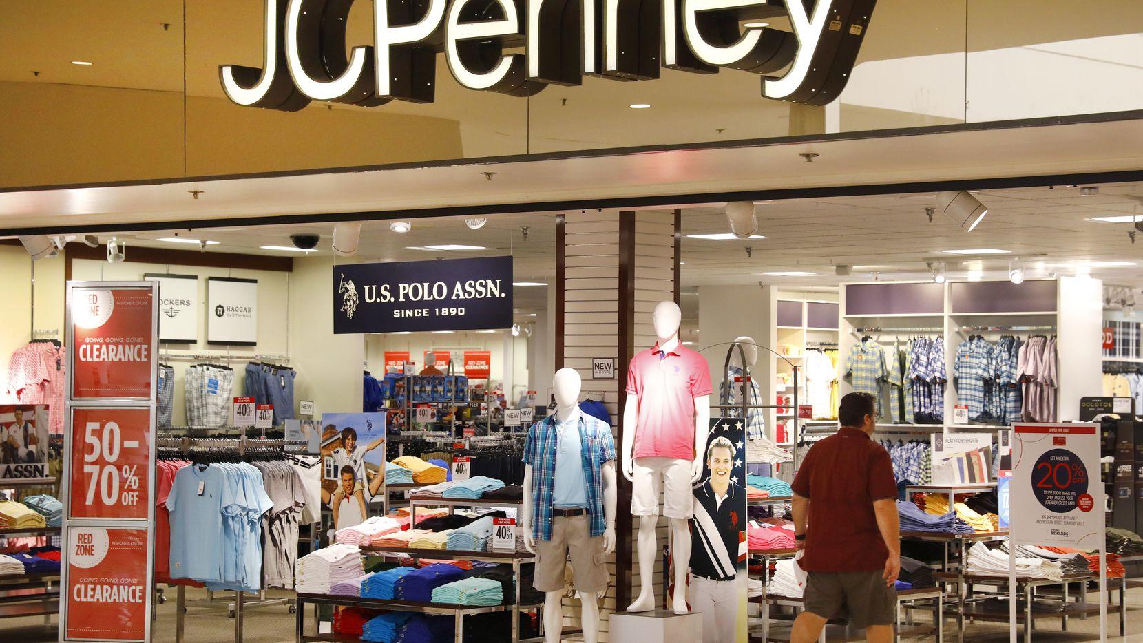 J.C. Penney incluye a dos de sus tiendas en el Norte de Texas dentro de las sucursales que cerrarán de forma definitiva.